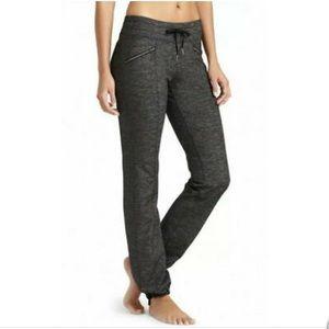 Athleta Quest Metro Slouch Pants heathered gray XS